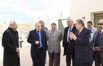 بالصور.. وزير التعليم العالي: المبنى الجديد لليونسكو يعكس التعاون المثمر مع  المنظمة