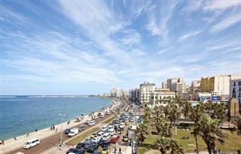 """محافظة الإسكندرية تنفي تأثر عقارات سكنية بالهبوط الأرضي بـ""""الفراهدة"""""""