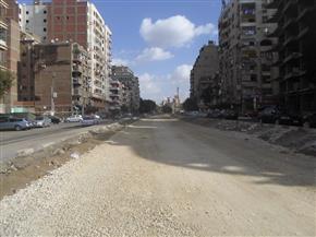 """رئيس حى مصر الجديدة: بدء رصف شارع السيل تمهيدًا لتشغيل مسار""""مترو باص"""""""