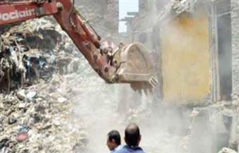 """رئيس حي السيدة زينب: 13 عقارًا ينتظر الإزالة لبدء تطوير """"تل العقارب"""""""
