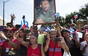 الموكب الجنائزي لكاسترو يصل محطته الأخيرة في سانتياجو دي كوبا