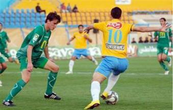 الاتحاد السكندري يتعادل مع الإسماعيلي 1-1 في الدوري
