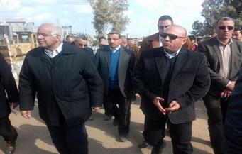 وزير النقل من المنوفية: الطريق الدائرى سيزيد من حركة التجارة الداخلية ويقلل الكثافة المرورية بالقاهرة الكبرى
