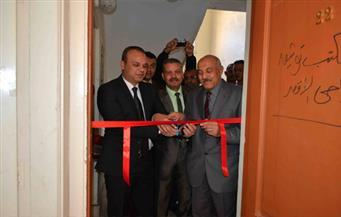 افتتاح مكتب توثيق للشهر العقاري بالكرنك في الأقصر
