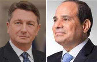 العلاقات المصرية - السلوفينية.. بدأها مبارك وتوقفت فى ثورة يناير وأعادها السيسي