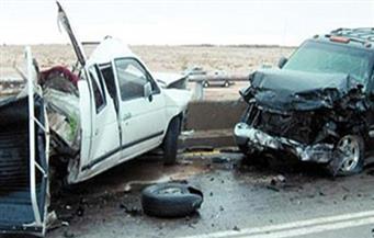 إصابة 4 أشخاص في حادث تصادم سيارتين بمنيا القمح في الشرقية