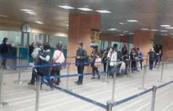 مطار الأقصر يستقبل 4 رحلات شارتر مباشرة من ألمانيا على متنها 400 سائح
