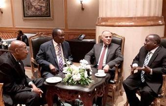 """لقاءات إفريقية.. زيارات تفقدية.. 8 ورش لمنظمات دولية.. أبرز فعاليات مؤتمر """"تطوير بحوث إدارة الموارد المائية"""""""