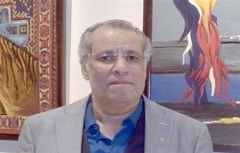 """التشكيلي حسين نوح يحارب التطرف والإرهاب في معرض """"الغالية"""" بجامعة القاهرة"""