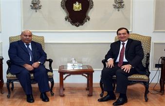 الملا: العلاقات المصرية الكويتية في مجال البترول تشهد تقدمًا كبيرًا