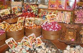 ضبط 756 كيلو حلوى غير صالحة للاستهلاك.. وتحرير 66 قضية تموينية بأسيوط