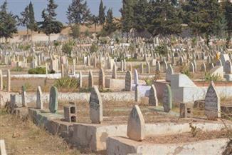 النيابة تفتح تحقيقًا فى واقعة التعدى على القبور بالعياط