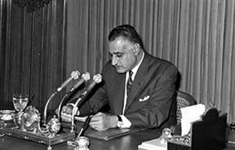 الرئيس عبدالناصر كاتبًا