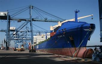 تداول 14 سفينة حاويات وبضائع عامة بميناء دمياط