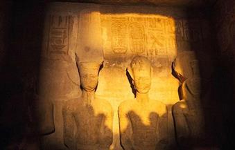 """""""أمن أسوان"""" يجهز خطة تأمين احتفالات تعامد الشمس على وجه رمسيس الثاني"""