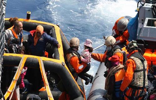 حرس السواحل في الولايات المتحدة ينهون عمليات البحث عن كوبيين مفقودين