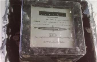 رفع عداد كهرباء من مطعم شهير بالسيدة زينب لمخالفته شروط الترخيص