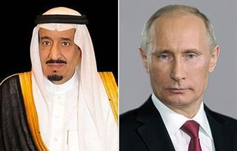 بوتين والعاهل السعودي يبحثان هاتفيا الوضع في الخليج وملفات مشتركة مهمة
