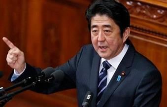 """""""ليصبح رئيس الوزراء الأطول خدمة بعد الحرب"""".. الحزب الحاكم في اليابان يوافق على تمديد ولاية """" آبي"""""""