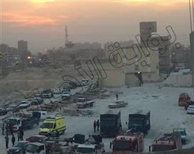 """محافظة القاهرة: إلزام مصانع """"شق الثعبان"""" بتركيب صرف صناعى"""