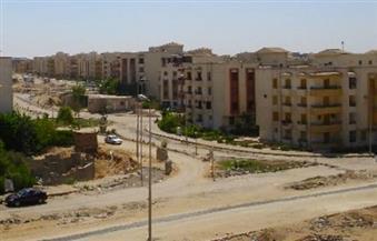 افتتاح نفقي مشاة أسفل الطريق الرئيسي بمدينة العبور