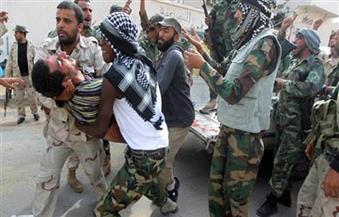 مقتل قائد ميداني فى اشتباكات بغرب بنغازي