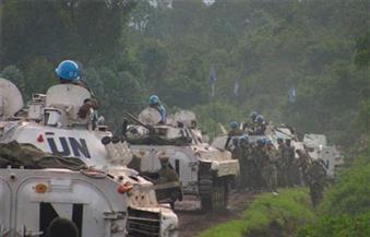 مقتل 7 من قوات حفظ السلام في اشتباكات بشرق الكونغو الديمقراطية