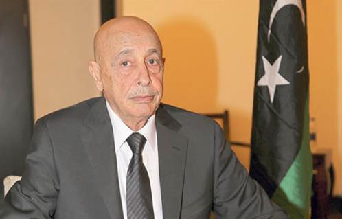 رئيس مجلس النواب الليبي يبحث في المغرب مستجدات الأزمة الليبية