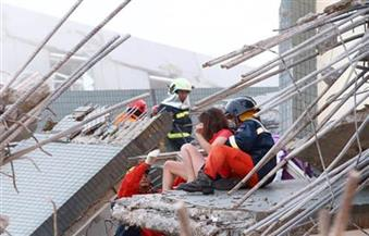 مصرع امرأة في زلزال ضرب تايوان