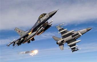 قتلى وجرحى من القوات الشعبية السورية في قصف للطيران الحربي التركي