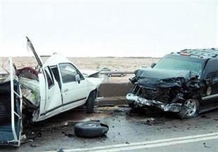 مصرع طالبة وإصابة آخر فى حادث سيارة بالإسكندرية