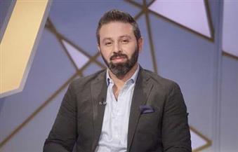 حازم إمام في ضيافة جامعة عين شمس
