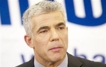 يائير لابيد الصحافي التليفزيوني السابق الطامح لإقصاء نتنياهو