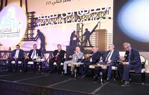 بناة مصر وجود شركات مقاولات أجنبية بالسوق المصرية لا يدعو للقلق
