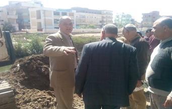مناقشة المخطط التفصيلي الإستراتيجي لمدينة كفرالبطيخ لعام 2032