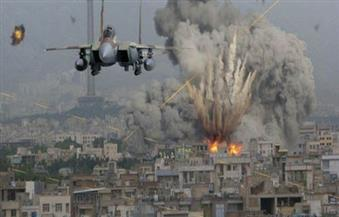 استشهاد 4 فلسطينيين في الغارات الإسرائيلية المستمرة على قطاع غزة