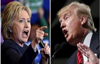ترامب يُقلص الفارق مع كلينتون في صراع الانتخابات الأمريكية