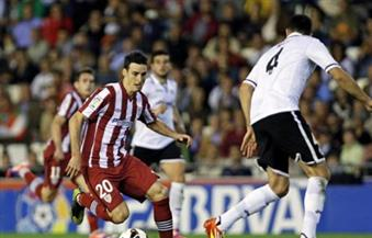 فالنسيا يتعادل سلبيًا مع أتليتكو مدريد في الدوري الإسباني