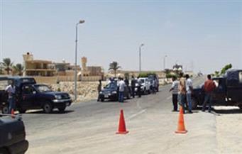 وفاة لواء شرطة سابق أثناء استيقافه في أحد كمائن بني سويف