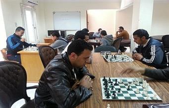 صعود 9 جامعات إلى المربع الذهبي في الجولة الثالثة بلعبة الشطرنج