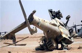 تنظيم داعش يعلن مسئوليته عن إسقاط مروحية تابعة للجيش العراقي