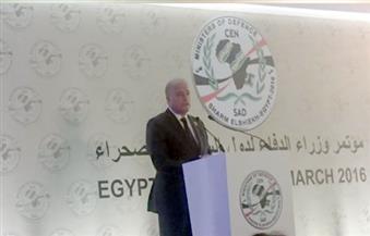 محافظ جنوب سيناء : شرم الشيخ ظُلمت ظُلمًا بينًا ..ونواصل التنمية وقريبًا جامعة الملك سلمان بسيناء