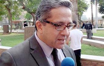 """""""العناني"""" يصدر قرارا بإعفاء جميع الكافيتريات والبازارات التابعة للمجلس الأعلى للآثار من سداد الإيجار"""