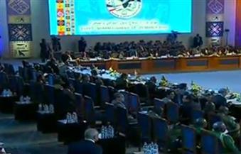 جلسة مغلقة لوزراء دفاع تجمع الساحل والصحراء للاتفاق على إعلان شرم الشيخ لمكافحة الإرهاب