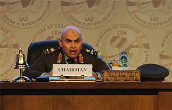 وزير الدفاع في ختام مؤتمر الساحل والصحراء: نتطلع ليكون المؤتمر نقطة تحول وانطلاق
