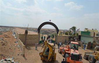 رئيس الجهاز: تنفيذ 12 قرار غلق وتشميع للمحال والمخازن المخالفة بمدينة العاشر من رمضان