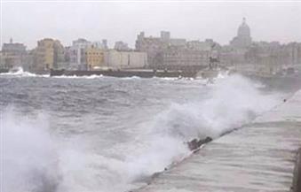 توقف الملاحة البحرية ببوغازي ميناءي الإسكندرية والدخيلة بسبب الطقس السيئ