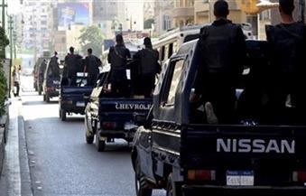 ضبط 9 قطع سلاح وطلقات نارية في حملة أمنية بقنا