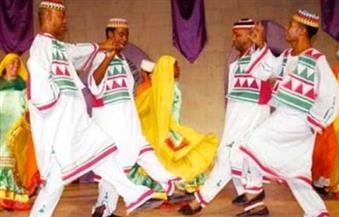 فرقة أسوان للفنون الشعبية  تشارك إريتريا في عيدها القومي