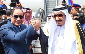 العاهل السعودي يهنيء الرئيس السيسي بذكرى نصر أكتوبر